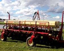 Sembradora Giorgi Precisa 8000 10 A 52 Fertilizacion Simple