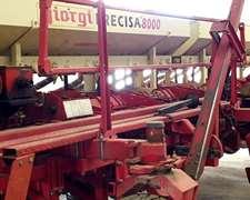 Sembradora Giorgi Precisa 8000 De 12 A 52 2006 Excelente