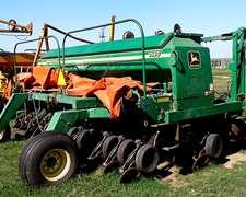 Sembradora John Deere 1560 25 Lineas A 19,5 Cm Año 2005