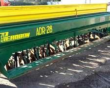 Sembradora Pierobon Adr 28 De 28 Lineas A 17.5