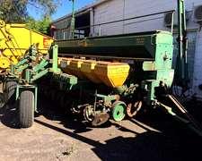 Sembradora Pierobon 10880 - 10 A 52 - Doble Fertilización