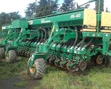 Sembradora Pierobon Mix 3b 26-40 Fertiliz. Linea Y Monitor