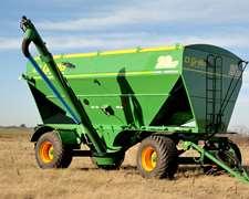 Acoplado Tolva Para Semilla Y Fertilizante 22 M3