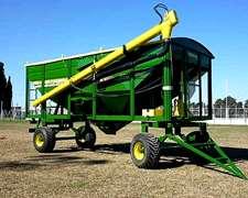 Acoplado Tolva Semillero Y Fertilizantes 14tt.-18mts3 Cereal