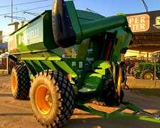 Autodescargable Ascanelli 22tt- Disponible Verde John Deere