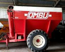 Autodescargable Ombu 11tn - Balanza Magris - Impecable