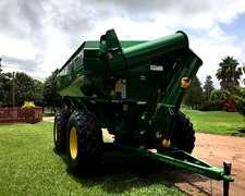 Tolva Autodescargable Gea Modelo Farmer 24 Tt Disponible