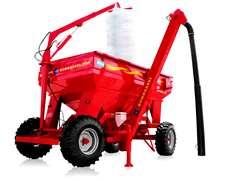 Tolva Autodescargable Para Semillas Y Fertilizante