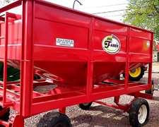 Tolva Cerealera Famer 4000kg, Nueva Disponible