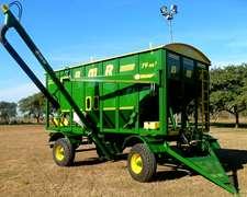 Tolva De Semillas Y Fertilizantes De 15 Tn