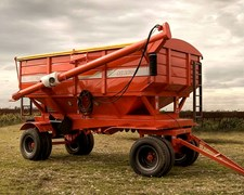 Tolva Para Cereales Y Semillas Gimetal Ac 18000