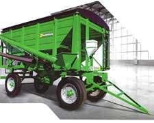 Tolva Semillas Y Fertilizantes 11.250 Litros 9 Tt. Montecor