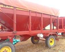 Vendo Tolvas Semilla/ Fertilizante
