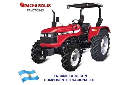 Apache Solis 90hp 4x4 Con Inversor De Marchas. Financiación
