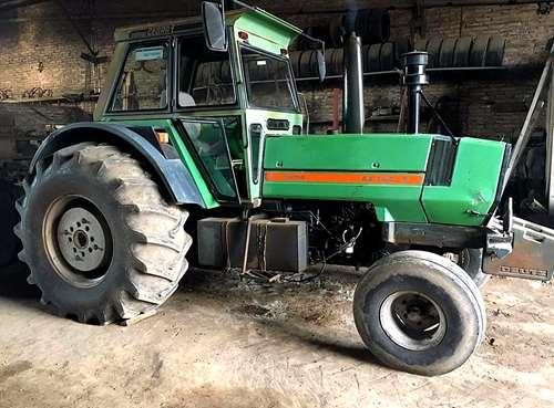 Deutz Ax-160 Año 1986, Cabina, Doble Hidraulico, Rod 24-5-32