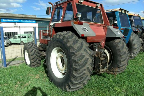 Tractor Fiat 180- 90 .