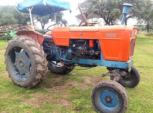Tractores Fiat Doble Traccion Pág Agroads - Fiat 700