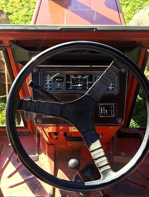Fiat 980 Dt, Cabina. Excelente