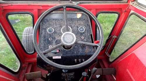 Mf 1195l, Año 1989, Con Cabina