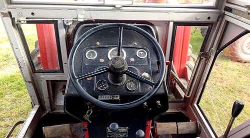 Mf1215 4x4 Con Pala Frontal