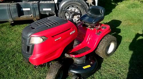 Tractor cortacesped mtd 20 hp a o 2014 agroads - Tractor cortacesped mtd ...