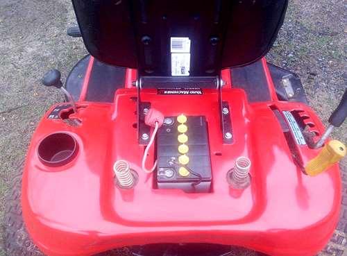 Tractor cortacesped mtd motor briggs stratton - Tractor cortacesped mtd ...