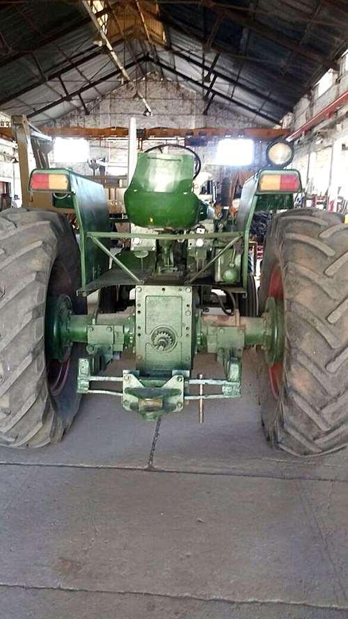 Tractor Deutz 70 - Motor: 2114 - Impecable