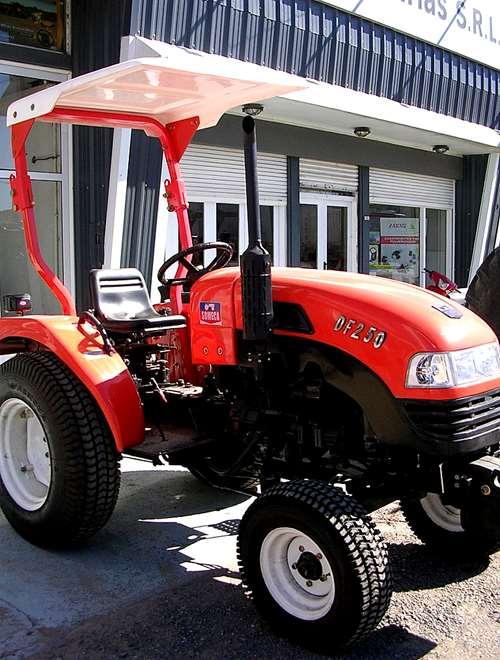 Tractor Nuevo Someca 35hp