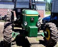 Teactor John Deere 125 Hp Motor 6600