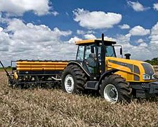 Tractor Valtra Serie Bh