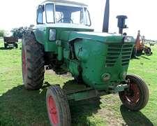 Deutz A-65 Motor 2114, Caja De 5ta