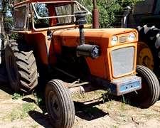 Fiat 700 Muy Bien De Gomas Doble Piquera Hidraulica