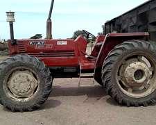 Fiat 980 Dt Con 3 Puntos Y Cabina , Salida Hidraulica