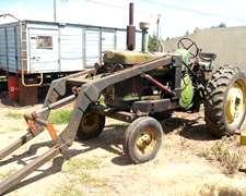 John Deere 730 Con Pinche Frontal, Toma De Fuerza, Hidraulic