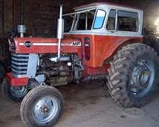 Massey Ferguson 1078 Cabina Rumifer, Hidráulicos Tdf