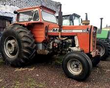 Massey Ferguson 1195 Año 1980, Doble Comando, Rod 24-5-32