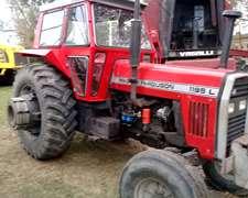 Massey Ferguson 1195l, Con Duales, Año 1993