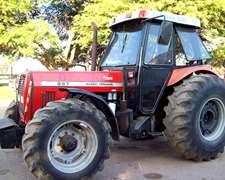 Massey Ferguson 297 - Doble Traccion