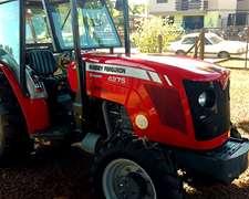 Massey Ferguson 4275 4x4 Viñatero Año 2015