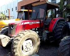 Massey Ferguson 4297 129 Hp