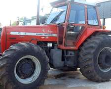 Massey Ferguson 660 Año 2007 Financiado