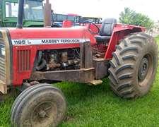 Massey Ferguson Mf 1195 L 4x2 Con Pala