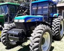 New Holland 8030 Año 2012 Con 3 Puntos Y 1600 Horas