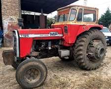 Oferta Massey Ferguson 1195 Año 1979, Rodado 18-4-38