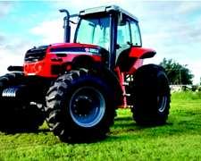 Tactor Zanello 4180 Doble Tracción 195 Hp