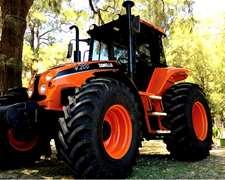 Tactor Zanello 4200 Doble Tracción 195 Hp - Motor Deutz 913