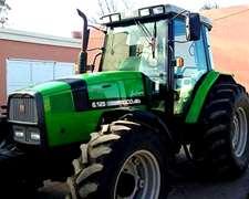 Tractor Agco Allis 6.125 Año 2006 Dt Vende Cignoli Hnos