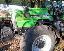 Tractor Agco Allis 6.190 2013