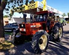 Tractor Agritec 120 F D T A/acond Vende Cignoli Hnos