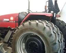 Tractor Case Mx 135 Con Duales Y Techo